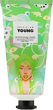 Духи, Парфюмерия, косметика Крем увлажняющий для лица - Selfielab Young Moisturizing Cream