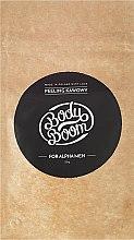 Духи, Парфюмерия, косметика Мужской кофейный скраб для тела - BodyBoom For Alpha Men