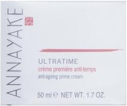 Духи, Парфюмерия, косметика Антивозрастной первый крем - Annayake Ultratime Anti-Ageing Prime Cream
