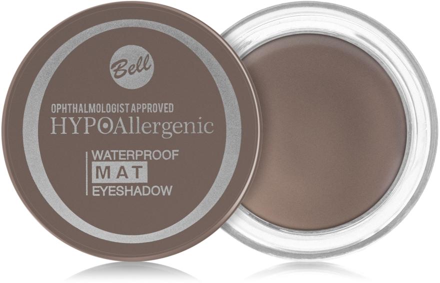 Тени для век - Bell Waterproof Mat Hypo Allergenic Eyeshadow