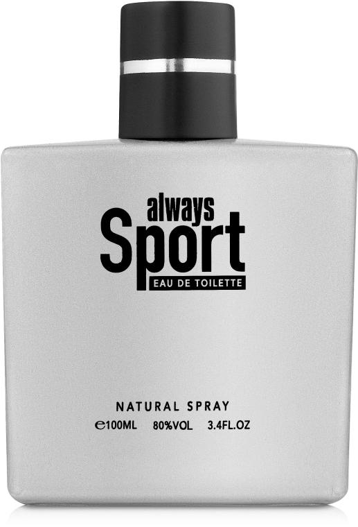 Cosmo Designs Always Sport - Туалетная вода — фото N2