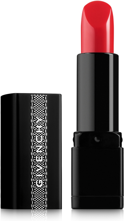 Помада для губ - Givenchy Rouge Interdit Satin Lipstick (мини)