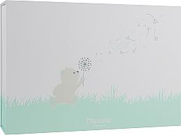 Духи, Парфюмерия, косметика Подарочный набор для новорожденного - Mustela (clean/water/300ml + f/cr/40ml + b/oil/100ml + b/cr/50ml)