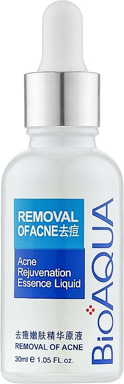 Сыворотка для лица анти акне универсальная - Bioaqua Pure Skin Acne Brightening & Best Solution