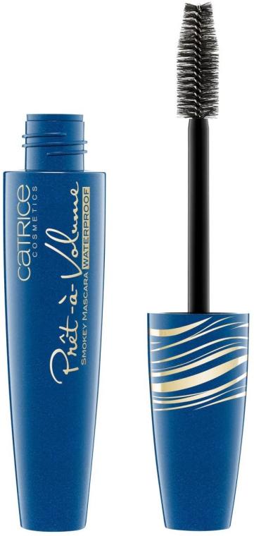 Тушь для ресниц - Catrice Pret-a-Volume Smokey Mascara Waterproof