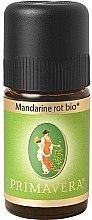 Духи, Парфюмерия, косметика Эфирное масло - Primavera Essential Oil Mandarin Red Bio