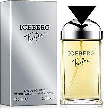 Духи, Парфюмерия, косметика УЦЕНКА Iceberg Twice - Туалетная вода *