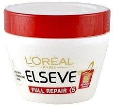 Духи, Парфюмерия, косметика Маска для поврежденных волос - L'Oreal Paris Elseve Full Repair 5 Mask
