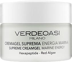 """Духи, Парфюмерия, косметика Премиум крем-гель """"Морская энергия"""" - Verdeoasi Supreme Creamgel Marine Energy"""