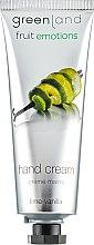 """Духи, Парфюмерия, косметика Крем для рук """"Лайм-Ваниль"""" - Greenland Fruit Emotion Hand Cream"""