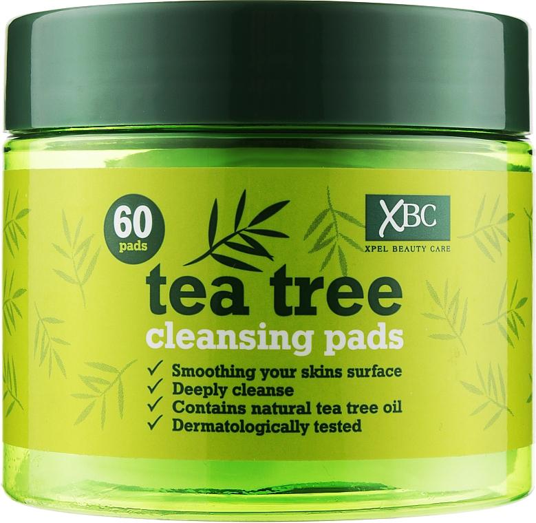 Очищающие диски для лица - Xpel Marketing Ltd Tea Tree Cleansing Pads