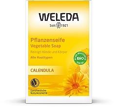 Духи, Парфюмерия, косметика Растительное детское мыло - Weleda Calendula Pflanzenseife