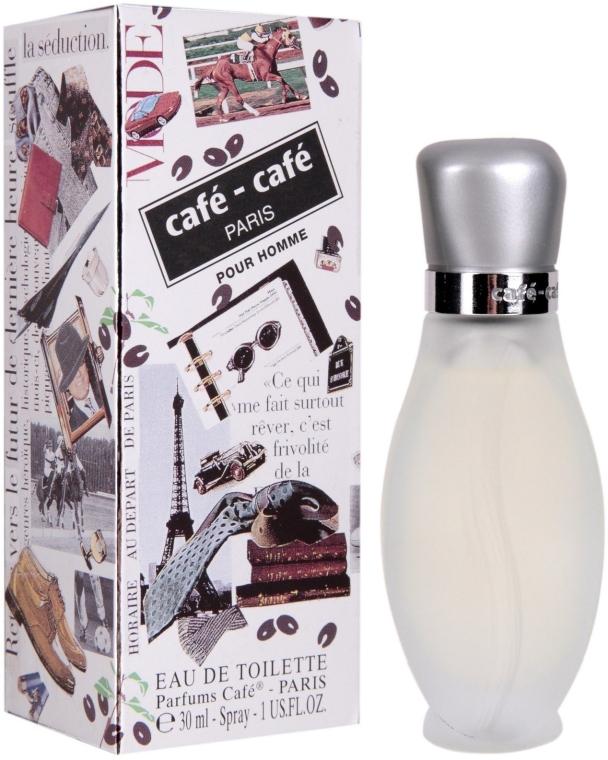 Cafe Parfums Cafe-Cafe Pour Homme - Туалетная вода