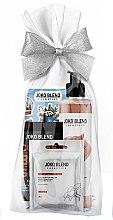 Духи, Парфюмерия, косметика Подарочный набор - Joko Blend Citrus Splash Set (f/mask/20g + sh/gel/260ml + b/scr/50g + stickers)