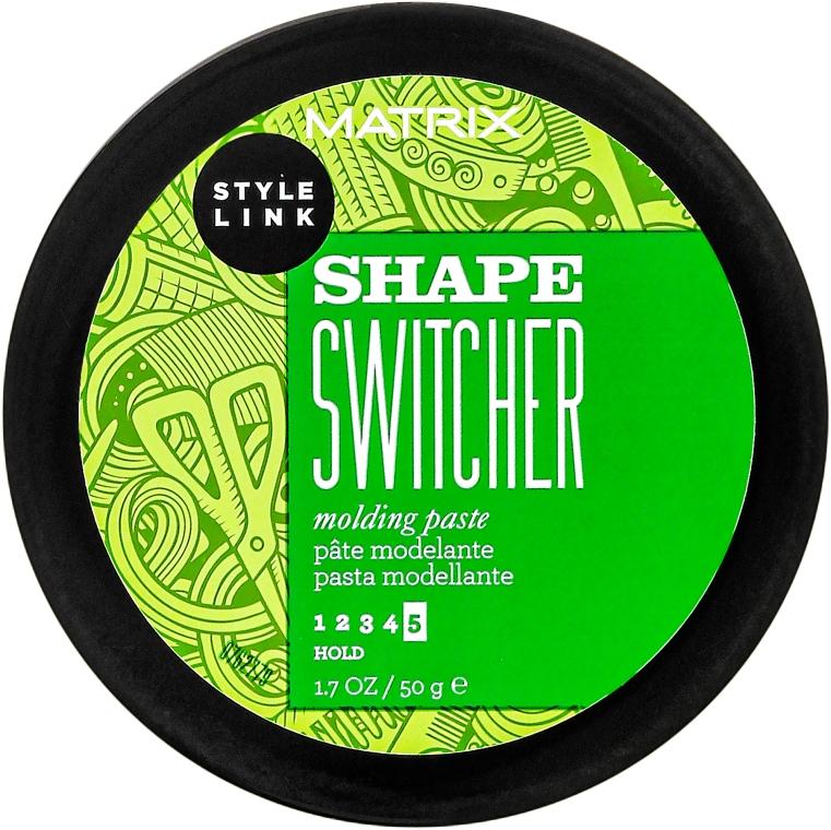Моделирующая паста для укладки волос - Matrix Style Link Shape Switcher Paste