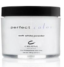 Духи, Парфюмерия, косметика Акриловая пудра белая - CND Perfect Color Soft White Powder