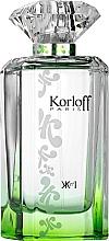 Духи, Парфюмерия, косметика Korloff Paris Kn°I - Туалетная вода