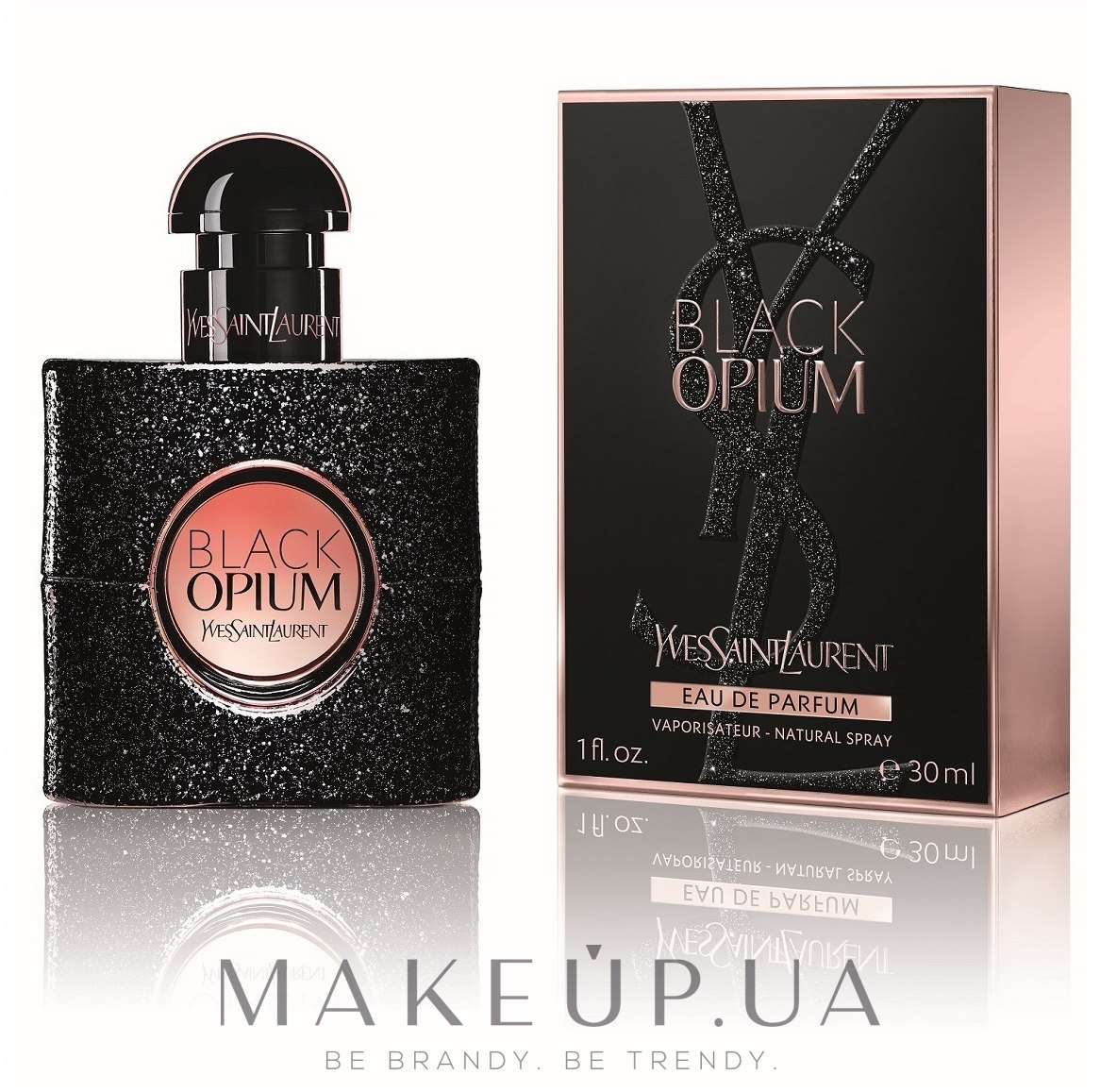 Yves Saint Laurent Black Opium - Парфюмированная вода — фото 30ml