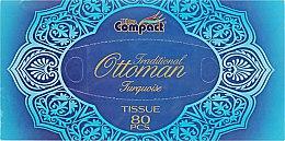 """Салфетки """"Бирюза"""" - Ultra Compact Fraditional Ottoman — фото N1"""