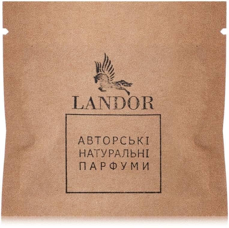 Landor Love Memory Fire - Парфюмированная вода (пробник)