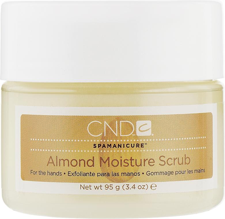 Миндальный увлажняющий скраб - CND Almond Moisture Scrub