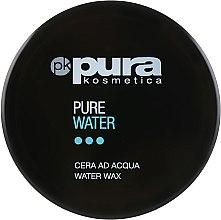 Духи, Парфюмерия, косметика Воск на водной основе средней фиксации - Pura Kosmetica Water Wax