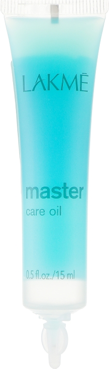 Масло для ухода за волосами - Lakme Master Care Oil