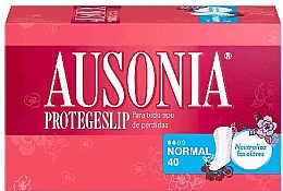 Духи, Парфюмерия, косметика Ежедневные прокладки, 40 шт - Ausonia Protegeslip Normal