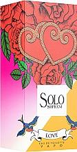 Духи, Парфюмерия, косметика Luciano Soprani Solo Love - Туалетная вода