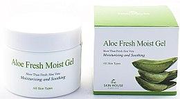 Духи, Парфюмерия, косметика Крем-гель для лица с экстрактом алоэ - The Skin House Aloe Fresh Moist Gel