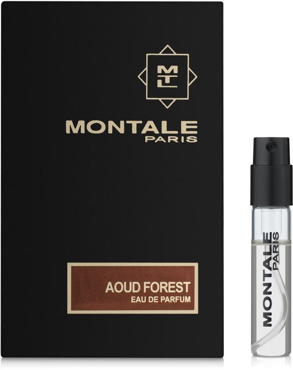 Montale Aoud Forest - Парфюмированная вода (пробник)