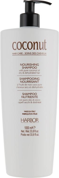 Увлажняющий шампунь - Phytorelax Laboratories Coconut Nourishing Shampoo