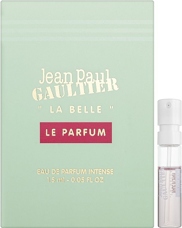 Jean Paul Gaultier La Belle Le Parfum - Парфюмированная вода (пробник)
