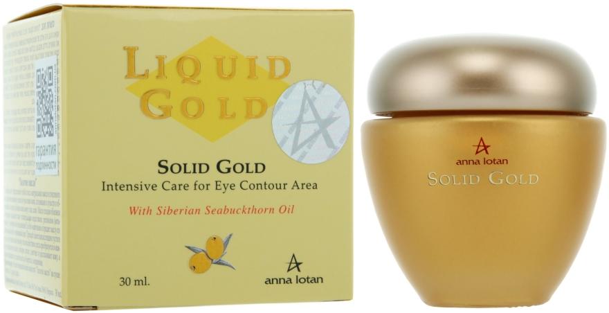 Крем для век «Золотой» - Anna Lotan Liquid Gold Solid Gold