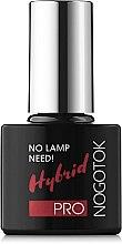 Духи, Парфюмерия, косметика Профессиональный гибридный лак - Nogotok Pro Hybrid No Lamp Need