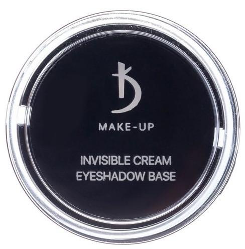 База для век кремовая, прозрачная - Kodi Professional Invisible Cream Eyeshadow Base