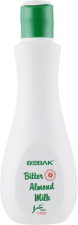 Миндальное молочко для снятия макияжа - Bebak Laboratories Bitter Almond Milk