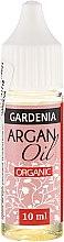 """Парфумерія, косметика Арганієва олія """"Гарденія"""" - Drop of Essence Argan Oil Gardenia"""