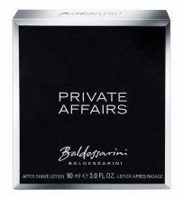Духи, Парфюмерия, косметика Baldessarini Private Affairs - Лосьон после бритья