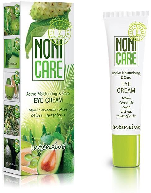 Увлажняющий крем для век - Nonicare Intensive Eye Cream