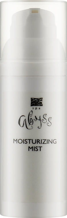 Увлажняющий легкий крем - Spa Abyss Moisturizing Mist