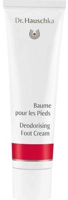 Дезодорирующий крем для ног - Dr. Hauschka Deodorizing Foot Cream