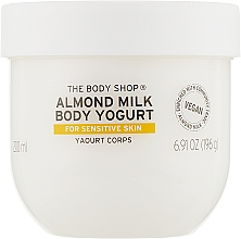 Духи, Парфюмерия, косметика Йогурт для тела - The Body Shop Almond Milk Body Yoghurt