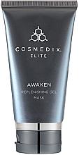 Духи, Парфюмерия, косметика Восстанавливающая гель-маска для лица с полигидроксикислотами - Cosmedix Awaken Replenishing Gel Mask