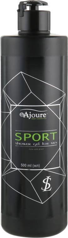 """Крем-гель для душа для мужчин """"Спорт"""" - Ajoure Energy Perfumed Shower Gel"""