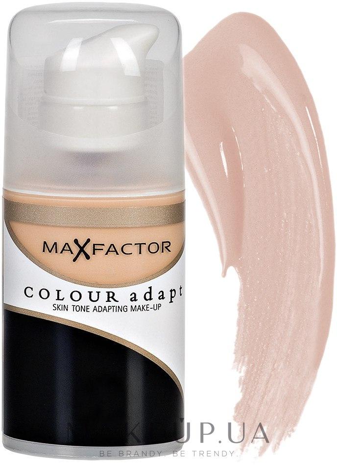 Тональный крем - Max Factor Colour Adapt — фото 55 Красный беж