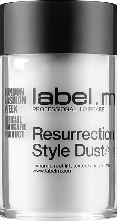 Моделирующая пудра - Label.m Resurrection Style Dust
