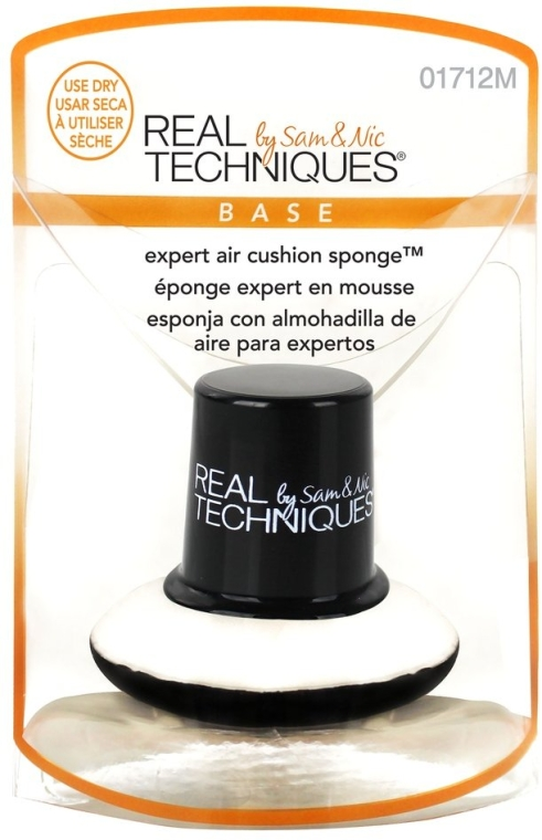 Спонж для макияжа - Real Techniques Expert Air Cushion Sponge