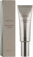 Духи, Парфюмерия, косметика Оживляющий восстанавливающий крем для лица - Idenel Skin Revive Cream