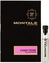 Духи, Парфюмерия, косметика Montale Candy Rose - Парфюмированная вода (пробник)